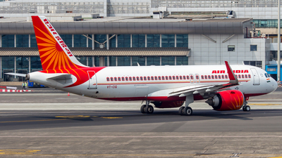 VT-CIQ - Airbus A320-251N - Air India