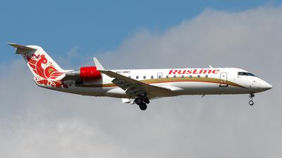 VQ-BNY - Bombardier CRJ-100ER - Rusline