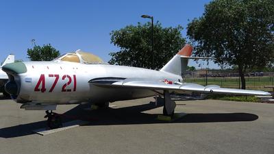 4721 - WSK-Mielec Lim-6MR - Vietnam - Air Force