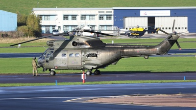 ZJ956 - Westland Puma HC.2 - United Kingdom - Royal Air Force (RAF)