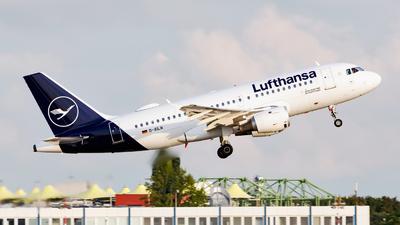 D-AILW - Airbus A319-114 - Lufthansa