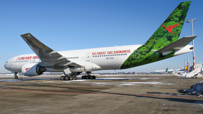 A picture of PZTCU - Boeing 777212(ER) - [32336] - © C. v. Grinsven