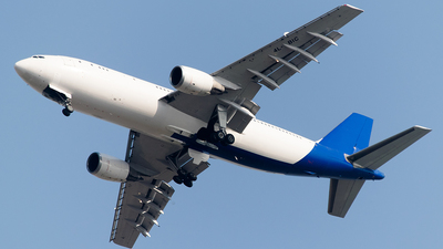 4L-BIC - Airbus A300B4-203(F) - AMS Airlines
