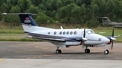 PP-JCR - Beechcraft B200GT Super King Air - Private