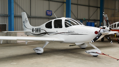 M-SMKM - Cirrus SR20-GTS - Private