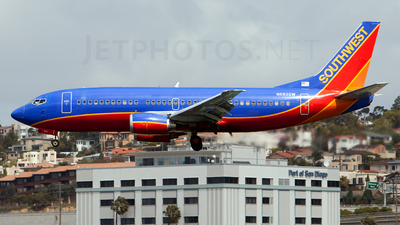 N683SW - Boeing 737-3G7 - Southwest Airlines