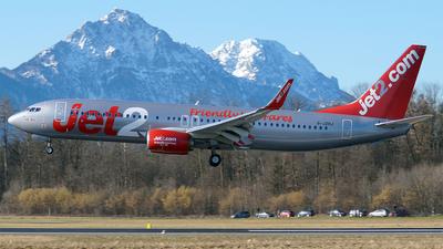 A picture of GJZHJ - Boeing 7378MG - Jet2 - © Hugo Schwarzer