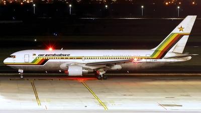 Z-WPE - Boeing 767-2N0(ER) - Air Zimbabwe