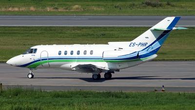 ES-PHR - Hawker Beechcraft 750 - Avies Air Company
