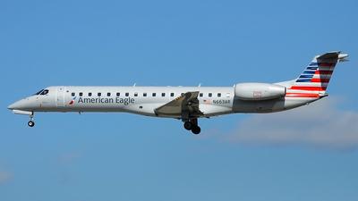 N663AR - Embraer ERJ-145LR - American Eagle
