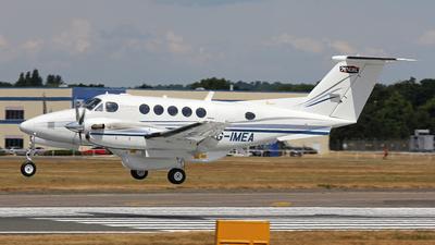 G-IMEA - Beechcraft 200 Super King Air - 2 Excel Aviation