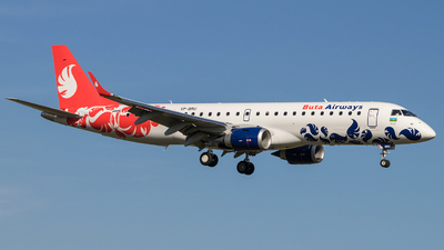VP-BRU - Embraer 190-100IGW - Buta Airways
