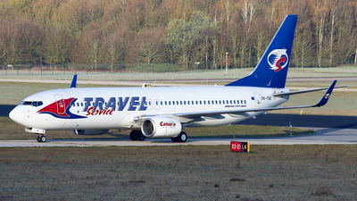 A picture of OKTSE - Boeing 73781D - Smartwings - © BaszB