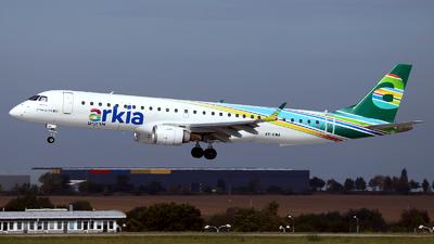 4X-EMA - Embraer 190-200IGW - Arkia Israeli Airlines