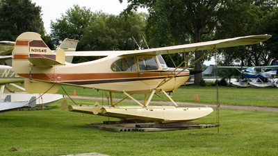 A picture of N81545 - Aeronca 7AC - [7AC164] - © Jeremy D. Dando