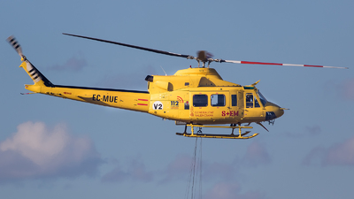 A picture of ECMUE - Bell 412HP - [36059] - © Espinosa