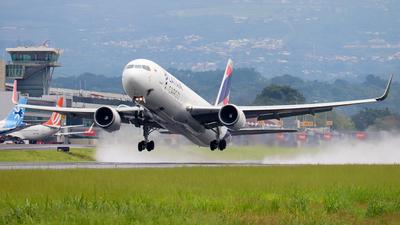 N540LA - Boeing 767-316(ER)(BCF) - LATAM Cargo