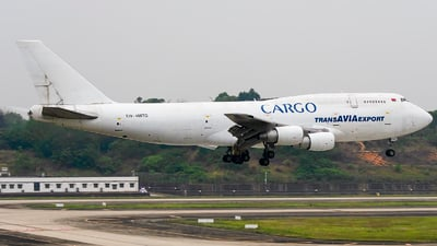 EW-465TQ - Boeing 747-329(SF) - Trans Avia Export Cargo Airlines