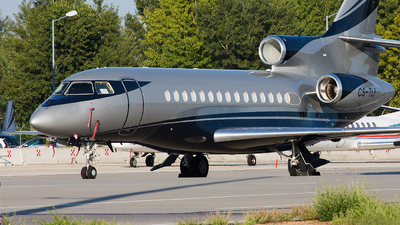 CS-TLY - Dassault Falcon 7X - Private