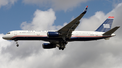 N203UW - Boeing 757-23N - US Airways