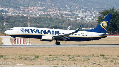 EI-DHH - Boeing 737-8AS - Ryanair