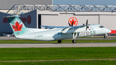C-GMON - Bombardier Dash 8-301 - Air Canada Express (Jazz Aviation)