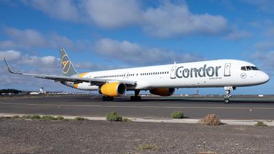 A picture of DABOG - Boeing 757330 - Condor - © Fernando Roca