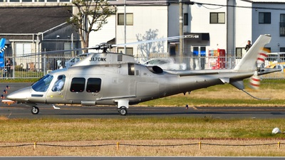 JA70MK - Agusta-Westland AW-109SP - Private
