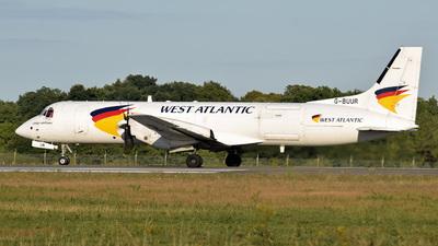 G-BUUR - British Aerospace ATP-F(LFD) - Atlantic Airlines