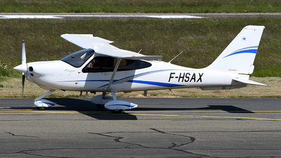 A picture of FHSAX - Tecnam P2010 - [019] - © bruno muthelet