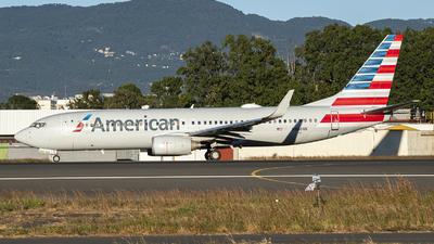 A picture of N866NN - Boeing 737823 - American Airlines - © Juan Manuel Galvez