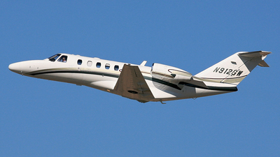 N912GW - Cessna 525A CitationJet 2 Plus - Private