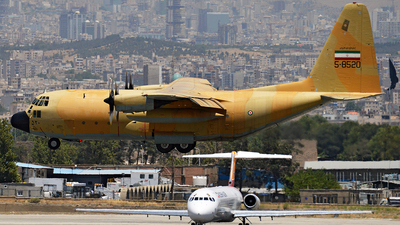 5-8520 - Lockheed C-130E Hercules - Iran - Air Force