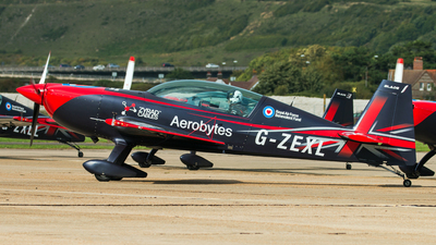 G-ZEXL - Extra 300L - Private