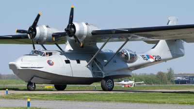 PH-PBY - Consolidated PBY-5A Catalina - Stichting Catalina