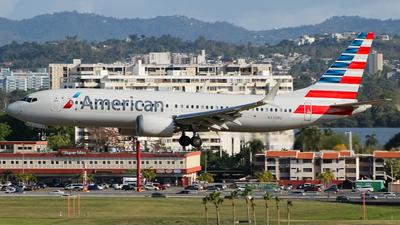 N336RU - Boeing 737-8 MAX - American Airlines