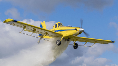 CX-NHS-R - Air Tractor AT-402B - Private