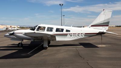 N31595 - Piper PA-34-200T Seneca II - Private