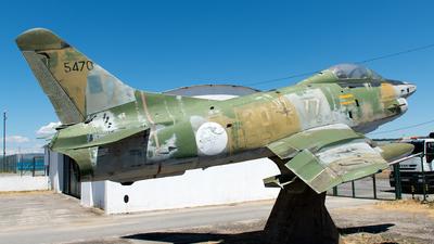 5470 - Fiat G91-R/3 - Portugal - Air Force