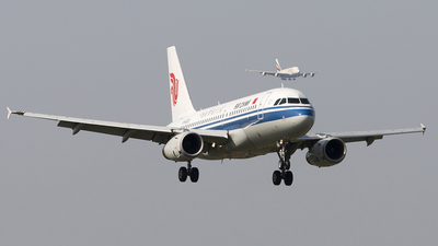 B-6031 - Airbus A319-132 - Air China