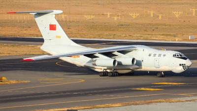 21145 - Ilyushin IL-76MD - China - Air Force
