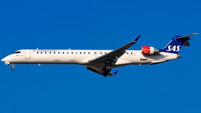 EI-FPV - Bombardier CRJ-900LR - Scandinavian Airlines (Cityjet)