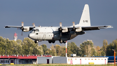 G-988 - Lockheed C-130H Hercules - Netherlands - Royal Air Force