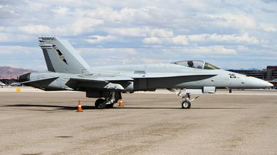164633 - McDonnell Douglas F/A-18C Hornet - United States - US Navy (USN)