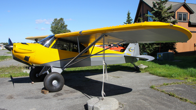 A picture of N922CC - Cubcrafters CC11160 - [CC1100294] - © C. v. Grinsven