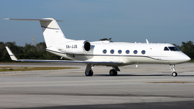 XA-JJS - Gulfstream G-IV - Private