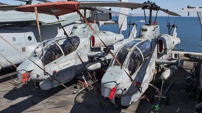 165393 - Bell AH-1W Super Cobra - United States - US Marine Corps (USMC)