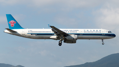 B-9960 - Airbus A321-231 - China Southern Airlines