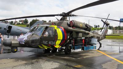 FAC4134 - Sikorsky AH-60L Arpía - Colombia - Air Force