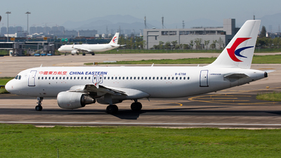 A picture of B6798 - Airbus A320214 - China Eastern Airlines - © TommyNGB